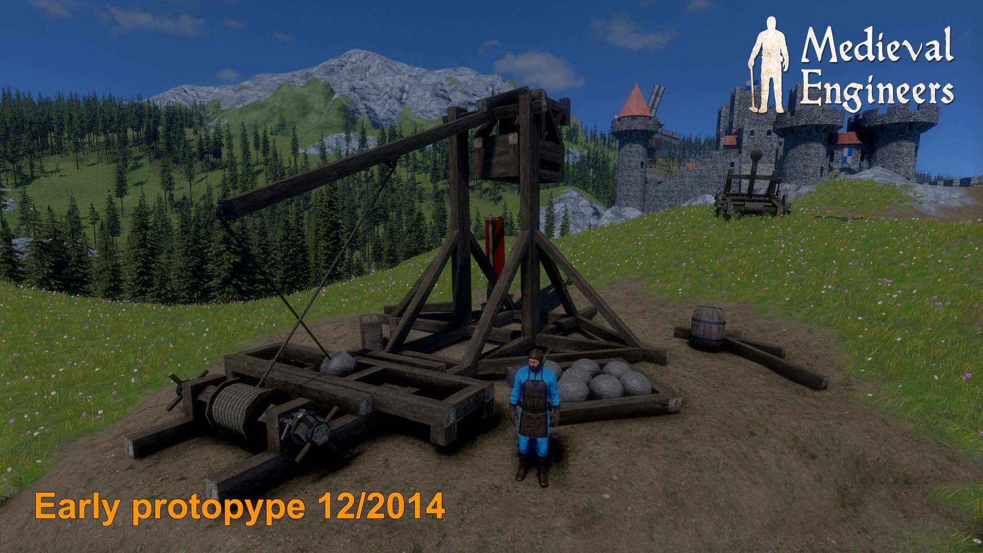 medieval engineers how to find iron