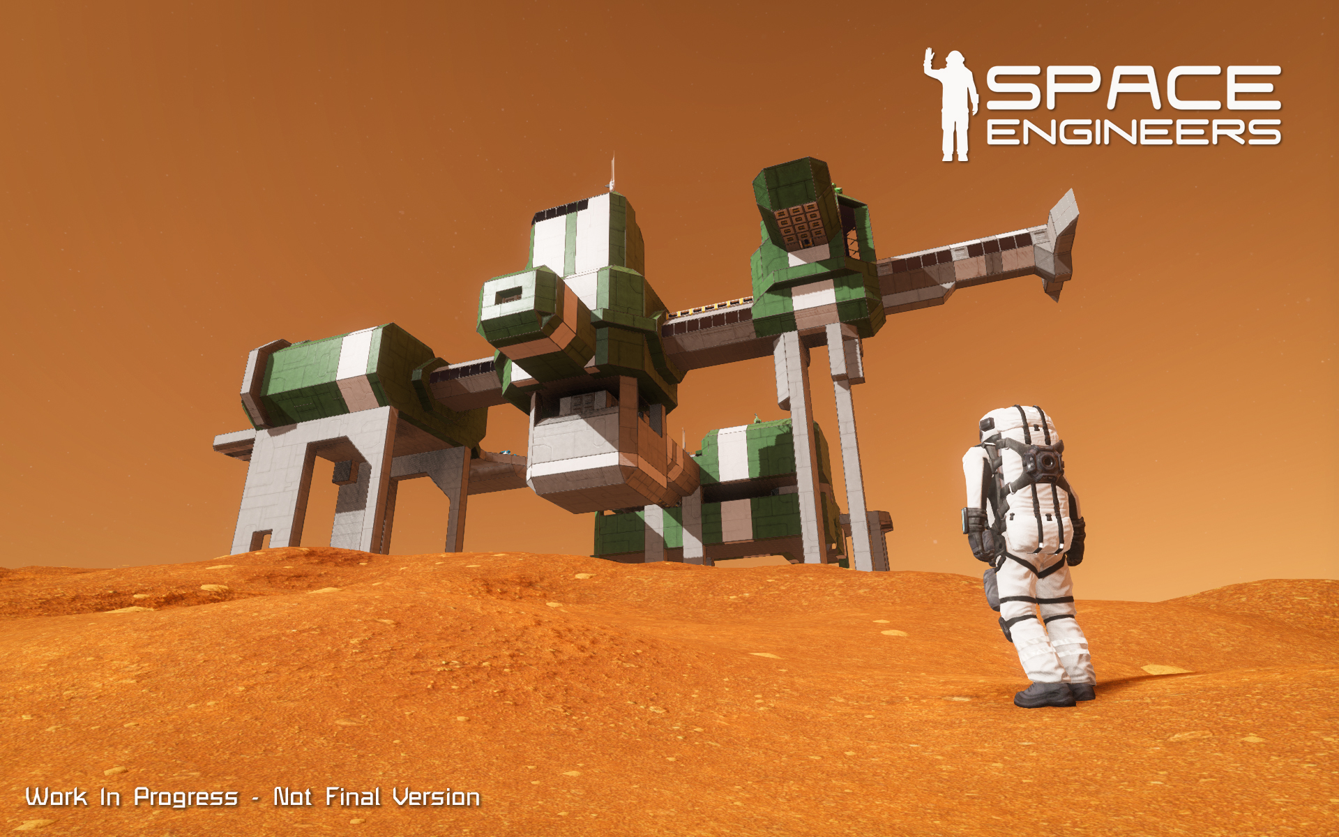 space engineers mars rover - photo #21