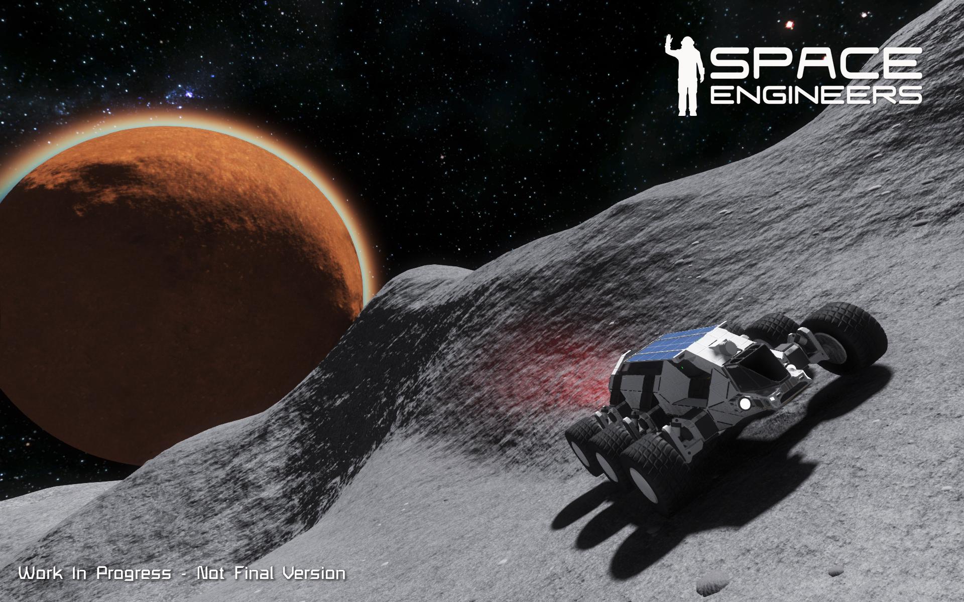 Скачать space engineers (2015) через торрент.