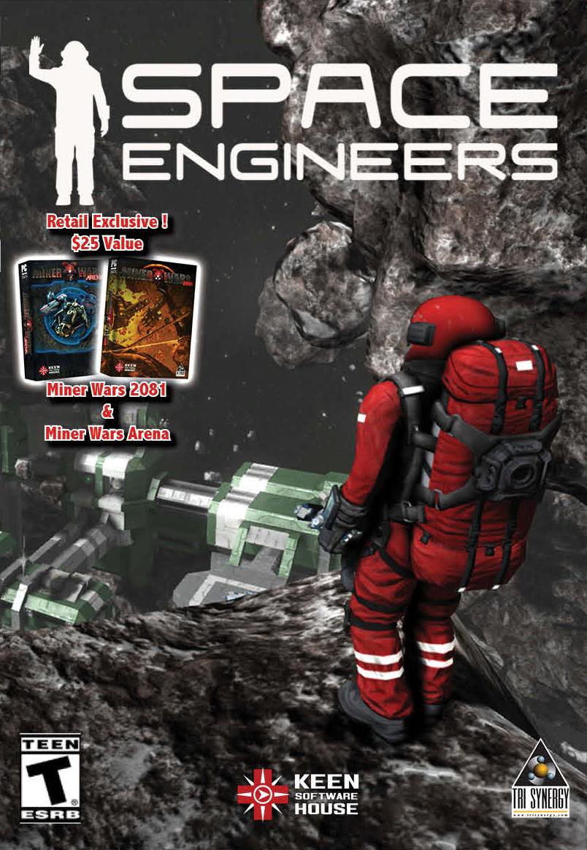 Скачать игру на пк space engineers